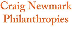 Craig Newmark Philanthropies Logo