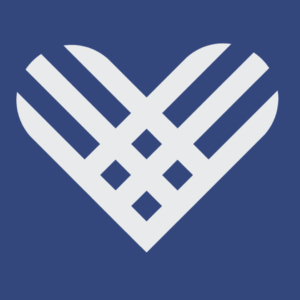 white givingtuesday heart